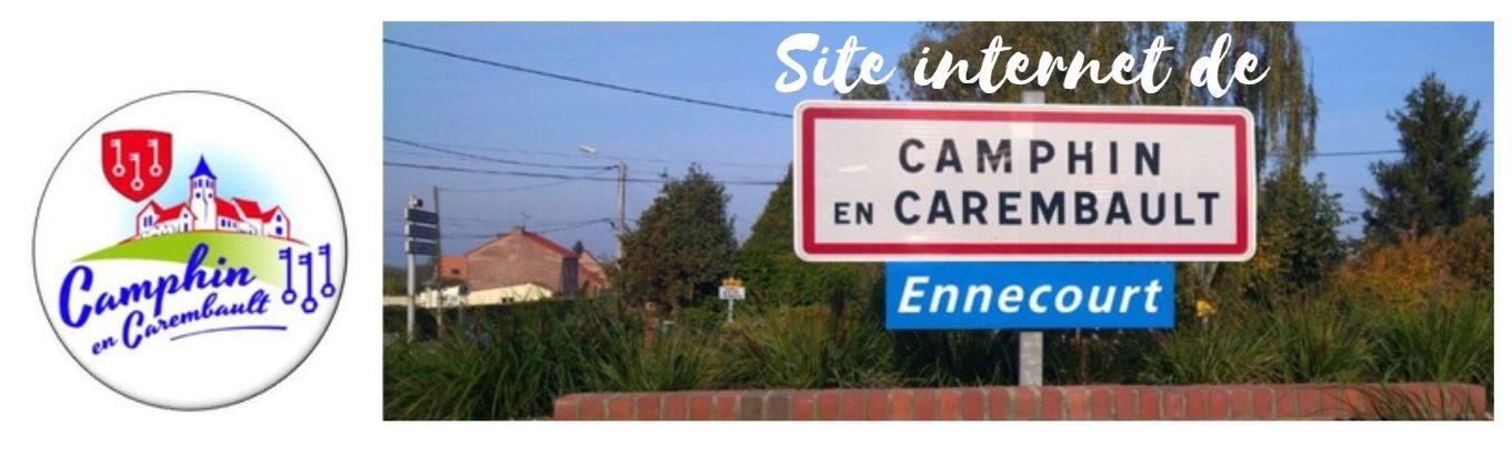 Commune de Camphin en Carembault